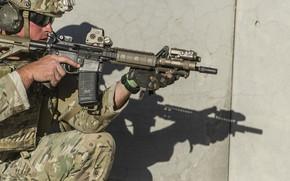Картинка оружие, солдат, экипировка