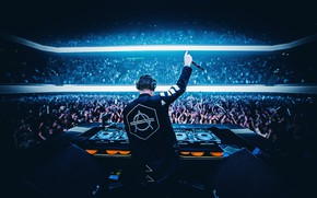 Обои Don Diablo, music, man