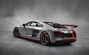 Картинка car, Audi, Audi R8 Lms Gt4 Rear