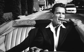 Обои актер, Iron, Arnold Schwarzenegger, мужик, Арнольд Шварценеггер, Arnold