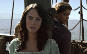 Картинка Pirates of the Caribbean, Kaya Scodelario, Мертвецы не рассказывают сказки, Dead Men Tell No Tales, …