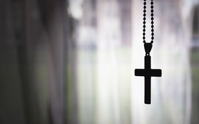 Картинка украшение, религия, крестик