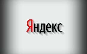 Обои Яндекс, лого, бренд, Yandex