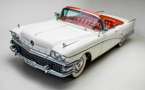 Обои Convertible, 1958, Luxury, Buick Limited