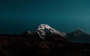 Картинка альпы, пейзаж, горы