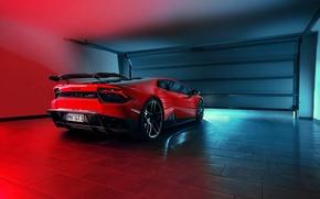 Картинка Lamborghini, ламборгини, Novitec Torado, Huracan, хуракан