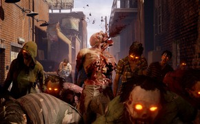 Картинка blood, game, undead, State of Decay, State of Decay 2, zobie