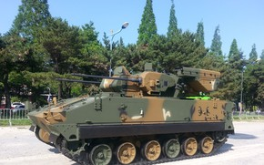 Картинка weapon, armored, armored vehicle, armed forces, Short-Range Air Defense