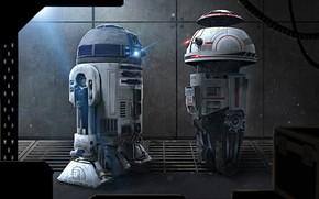 Картинка роботы, DD3, ILM Challenge