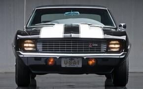 Картинка Chevrolet, 1969, Camaro, muscle car, classic, Z28