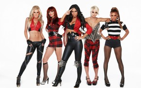 Картинка девушки, группа, Pussycat Dolls