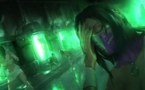 Картинка girl, Mortal Kombat X, mk10