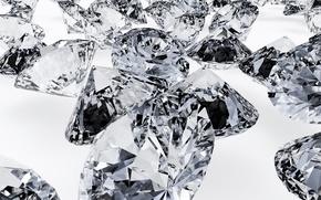 Картинка stones, shine, Diamonds
