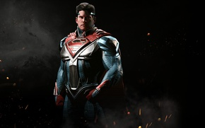 Картинка game, armor, Superman, Clark Kent, Kal-El, NetherRealm Studios, kryptonian, Injustice 2