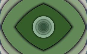 Картинка круги, фигуры, слои, viter59