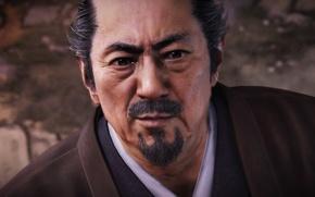 Картинка game, man, samurai, japanse, Nioh