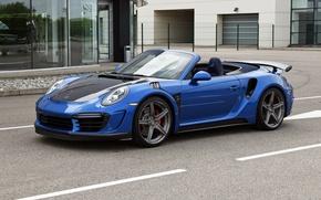 Картинка купе, 911, Porsche, GTR, порше, Coupe, Turbo, TopCar