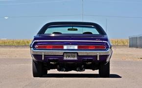 Картинка Dodge, Challenger, 1970, old, hemi, muscle car.