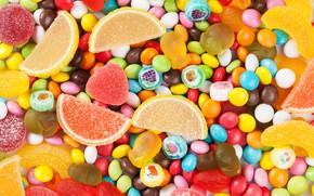 Картинка сладости, карамель, мармелад