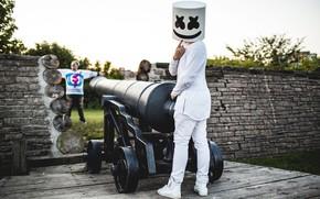 Картинка EDM, Marshmello, Slushii, DJs