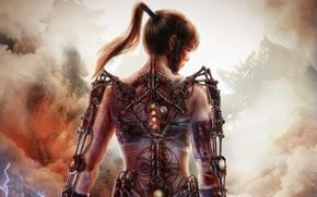Картинка Call of Duty, Avatar, anime, manga, Korra, Call of Duty: Advanced Warfare, Book Of Chaos