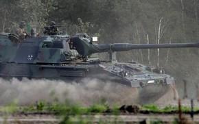 Картинка weapon, tank, armored, military vehicle, armored vehicle, armed forces, military power, 034, war materiel