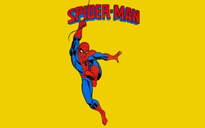 Картинка логотип, комикс, марвел, Marvel Comics, Spider-Man, Человек-Паук