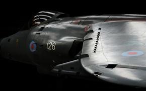 Картинка оружие, самолёт, ZA176