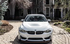 Картинка BMW, Front, F83, White Divel