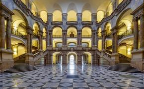 Картинка Германия, Мюнхен, архитектура, суд