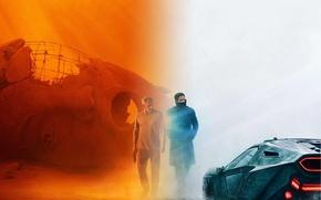 Картинка cop, movie, Blade Runner 2049, car, cinema, police, Blade Runner film