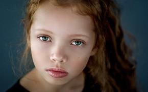 Картинка портрет, девочка, Sofia