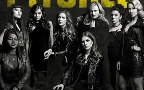 Картинка cinema, girl, dress, woman, Emily, movie, brunette, blonde, asian, film, oriental, asiatic, Brittany Snow, Hailee …