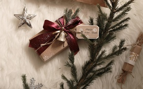 Картинка елка, Новый Год, Рождество, merry christmas, gift, decoration, xmas, holiday celebration