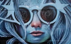 Картинка стена, граффити, рисунок