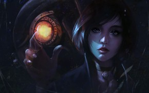 Картинка fantasy, game, BioShock, digital art, artwork, fantasy art, Elizabeth, BioShock Infinite