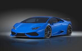 Картинка Lamborghini, Novitec Torado, Huracan