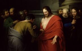 Обои картина, религия, мифология, Воскрешение Христа