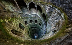 Картинка башня, лестница, архитектура