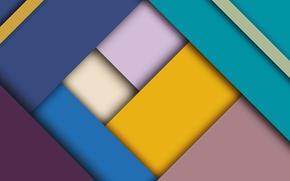Обои material, геометрия, линии, абстракция, design