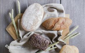 Картинка колос, хлеб, салфетка