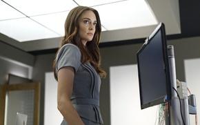 Картинка girl, woman, tv series, Agents Of Shield, Mallory Jansen, Marvel Agents Of Shield