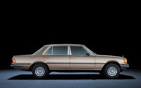 Картинка mercedes, 450 sel, Mercedes- Benz 450 SEL