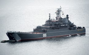 Картинка проект 775, большой десантный корабль, адмирал невельской