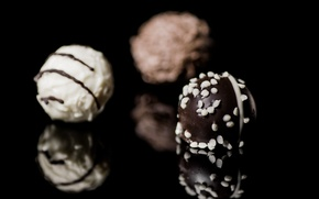 Картинка шоколад, конфеты, десерт, сладкое