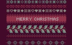 Картинка узор, Зима, вектор, Новый год, christmas, Winter, happy new year, 2017