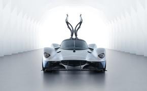 Картинка car, Aston Martin, supercar, Hi-Tech, Valkyrie, Aston Martin Valkyrie
