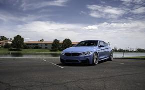 Картинка BMW, Sky, Blue, Water, LED, F83