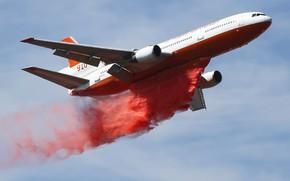 Картинка полет, авиация, самолет