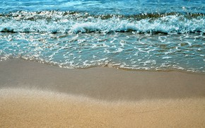 Картинка Побережье, Море, Природа, Волны